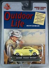 Racing Champions Outdoor Life More Than Ready 1937 Ford Coupe 1999 New