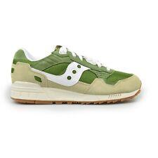 Saucony Shadow 5000 Clásico Zapatillas para hombre verde marrón nuevo en venta Rrp £ 90