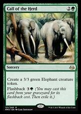 Richiamo del Branco - Call of the Herd MTG MAGIC MM3 English