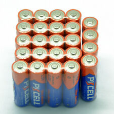 24 Pack AA Alkaline Industrial Batteries 1.5V LR6 2A AM3 Battery (EN91, LR6)