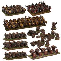 Kings Of War, 2nd Edition: Dwarf Mega Army