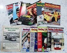 Racing Collectibles Magazine NASCAR Memorabilia Price Guide 11 ISSUE 1990 - 1993