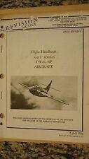 GRUMMAN F9F-6 FLIGHT HANDBOOK