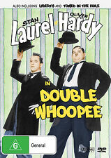 Laurel and Hardy in Double Whoopee  (1929) + Extra Shorts