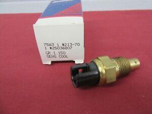 NOS OEM 1986-1995 GM Engine Coolant Temperature Gauge Sensor GM 25036807 213-70