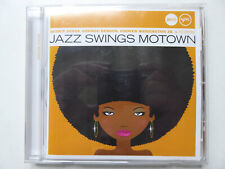 VARIOUS <>  Jazz Swings Motown  <> NM (CD)