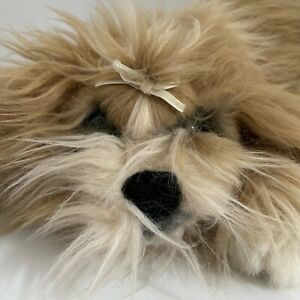 "15"" LOU RANKIN for DAKIN Applause ANNABELLE SHIH TZU Realistic Plush Dog Stuffed"