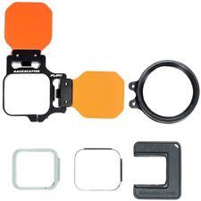 Backscatter FLIP5 Pro Package Three Filters & +15 MacroMate Mini Lens for GoPro