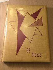1963 Pleasantville High School New Jersey High School Yearbook South Jersey