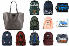 New Superdry Bags Selection - Various Styles & Colours 2610