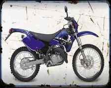 Gas Gas Pampera 250 03 A4 Metal Sign Motorbike Vintage Aged