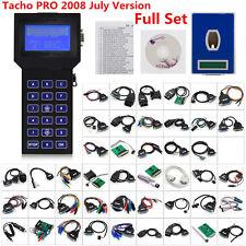 Professional Tacho Pro Unlock Tacho Pro Universal Odometer Programmer Full Set