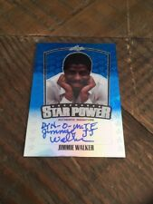 Jimmie Walker 2015 Leaf Star Power autograph auto card SP-JW1 06/25 Rare