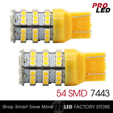 Automobiles & Motorcycles Radient 10x T10 Yellow Led Bulb 194 168 158 W5w 5w Car Side Wedge Light Bulb Mini Tail Turn Signal Parking Lights