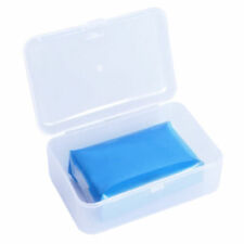 100g Magic Blue Clay Bar Car Auto Cleaning Remove Marks Detailing Wash Cleaner