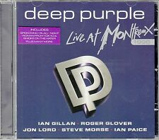 Deep PURPLE: Live at Montreux 1996/CD-NUOVO