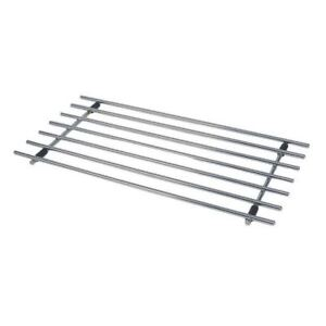 Dexam Rectangular Trivet, Chrome