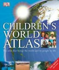 Children's World Atlas-ExLibrary