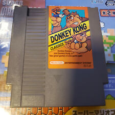 Donkey Kong Classics Nes (Nintendo) Game.