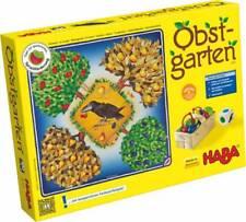 HABA Obstgarten Lernspiel ab 3 Jahre Kooperatives Spiel Kinderspiel NEU
