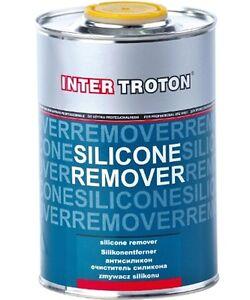 5L SILICONE REMOVER INTER TROTON SILIKONENTFERNER ENTFERNER ENTFETTER REINIGER