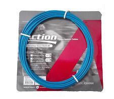 Funda cable de cambio color azul 7.5m Ashima bicicleta carretera Road MTB 6086az