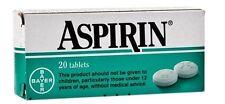 ΒΑΥΕR ASPIRIN 10 x 20 TABLETS