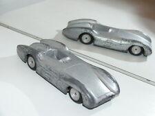 Vintage MARKLIN  die cast metal 1/43 TOYS MERCEDES BENZ 24 H Le Mans W196 1955