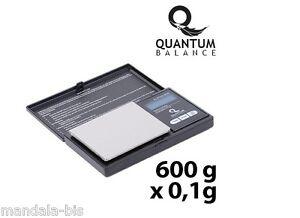 Balance  Electronique QUANTUM Alpha 600G