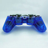 FJ- 1 Pc Dual Shock Wired Game Controller Gamepad Joystick for Sony PS2 Console