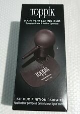 TOPPIK Hair Perfecting Duo Kit - Spray Applicator & Hairline Optimizer