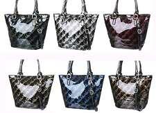 Markenlose Damentaschen mit zwei Trägern