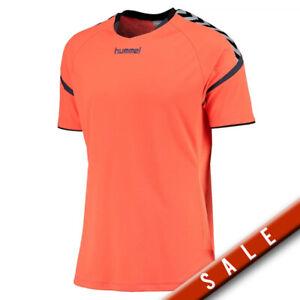 Hummel Auth. Charge T-Shirt - Herren / Trainingsshirt Polyestershirt / Gr. XL
