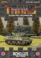 Gale Force Nine BNIB TANKS British Achilles Tank Expansion GFNTANKS30