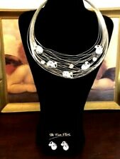 """Kaftans Accessories / Stunning Fashion Necklace & Earrings / """"Sale on Wholesale"""""""