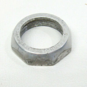 Campagnolo Super Record Headset Top Lock Nut 24tpi British Threads Nice! - Used