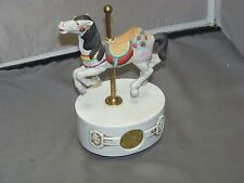 Willitts Carousel Horse 2082/9500 Limited Vintage Original Musical Carousel