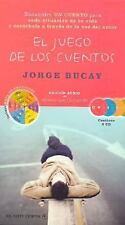 Juego de Los Cuentos by Jorge Bucay (2004, CD)
