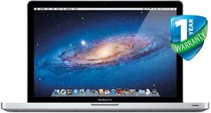 """Apple MacBook Pro A1286 15.4"""" Core i7 3rd Gen CPU 8GB 16GB RAM 500GB HDD 2012"""
