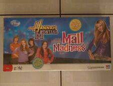 Hannah Montana Mall Madness Game  new open box complete read b4 buying