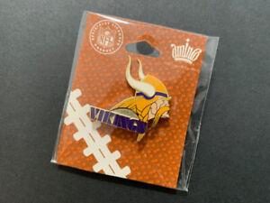 Minnesota Vikings Team Logo Aminco Pin Randy Moss Cris Carter