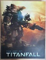 The Art of Titanfall Artbook Neuwertig Like New 3D Art Mech Concept Artist