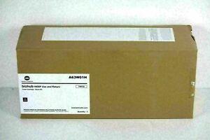 Original Konica Minolta A63W01H TNP35 Schwarz Toner NEU & OVP
