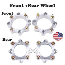 "Front Rear Wheel Spacers For Honda TRX 450R 400EX 400X 1.5"" 2"""