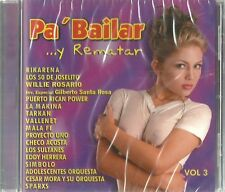 Pa' Bailar Y Rematar Latin Music CD New