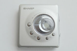 Sharp MD-ST700-S Mini Disc Player.
