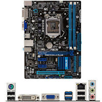For ASUS P8B75-M LX PLUS Intel Socket LGA 1155 Micro ATX PC Motherboard DDR3