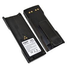 2-Pack Battery for Motorola GP900 GP1200 GP2010 GP2013 Digital Portable Radio