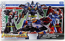 Transformers Legends LG-EX Big Powered (Dai Atlas, Sonic Bomber, Roadfire) Set