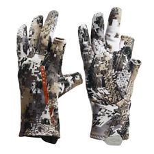 Sitka Gear Fanatic Glove Optifade Elevated II Camo M medium bow hunting gloves